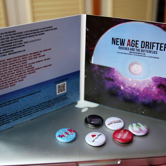 New Age Drifter CD