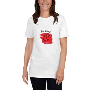 Be Kind Short-Sleeve Unisex T-Shirt